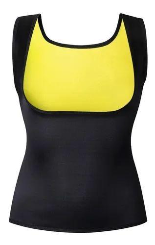 Camiseta Termica Modeladora Abdominal Hot Ação Térmica (C16)