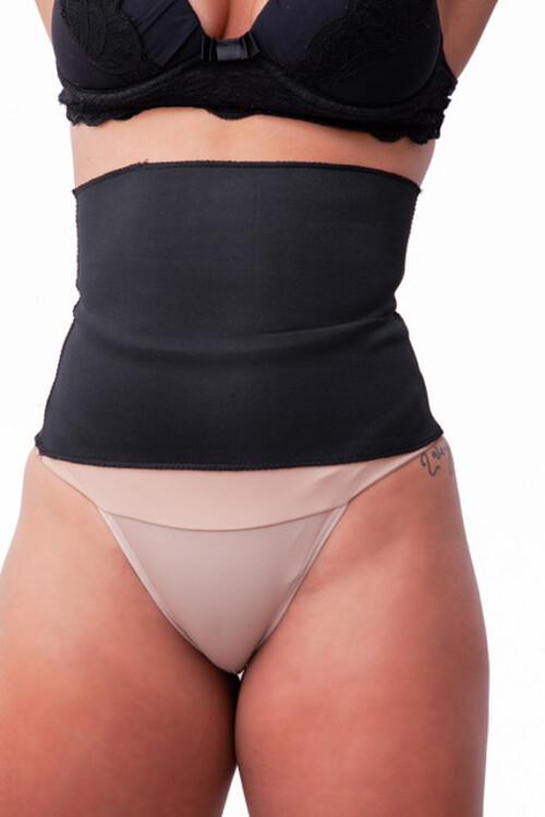 Cinta modeladora faixa hot feminina abdominal C12