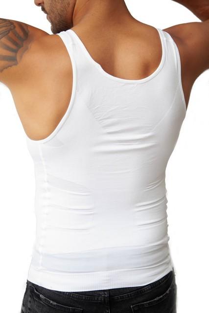 Cinta Modeladora Masculina Slim - Colete- Redutor E Postural Model 1
