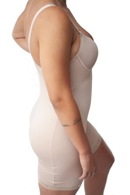 Macaquinho Body Com Bojo, Alta Compressão Alças Ajustaveis (M21)