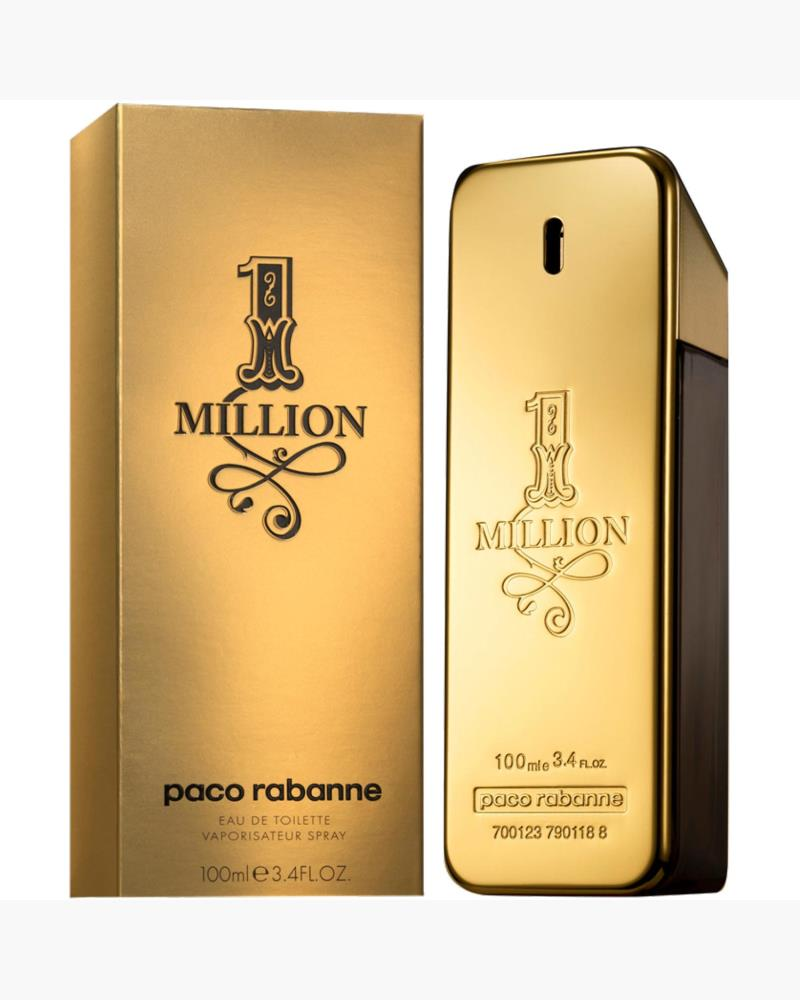 Perfume 1 On Million 100 Ml - Paco Rabanne - 100 % Original