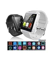 Relógio Bluetooth Smart Watch U8 Android 5 6 S5