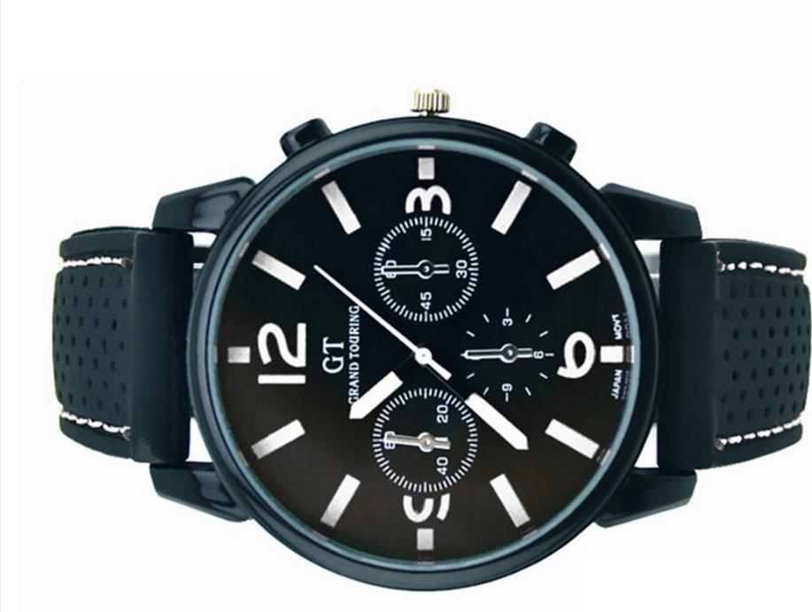 Relógio Masculino Sport Sanwood F1 Silicone