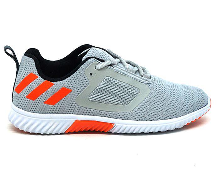 Tênis Adidas ClimaCool Cinza e Laranja