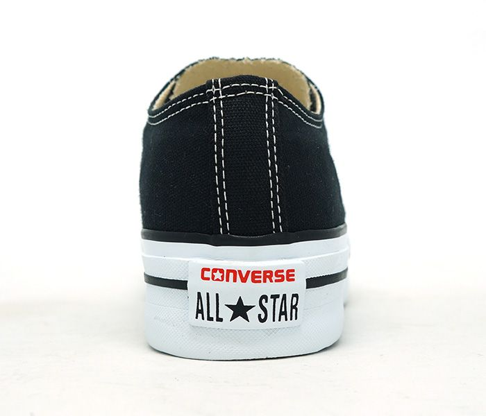 Tênis Converse ALL STAR Plataforma Preto