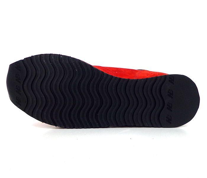 Tênis New Balance 600C Couro Vermelho