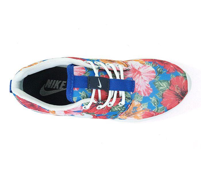 Tênis Nike Roshe One Floral