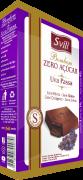 Bombom Uva Passa Zero Açúcar - Pack 3 unid