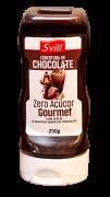 Cobertura Chocolate com Cacau Zero Açúcar SVILI