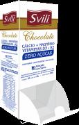 Display Chocolate Cálcio + Magnésio Zero Açúcar - 24 und