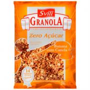 Granola Banana com Canela Zero Açúcar 250g
