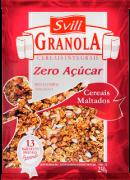 Granola Cereais Maltados Zero Açúcar SVILI