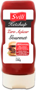 Ketchup Gourmet Zero Açúcar 190g
