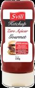 Ketchup Gourmet Zero Açúcar 190g (6 und)