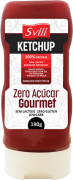 Ketchup Gourmet Zero Açúcar SVILI