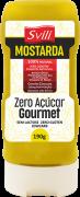 Mostarda Gourmet Zero Açúcar SVILI