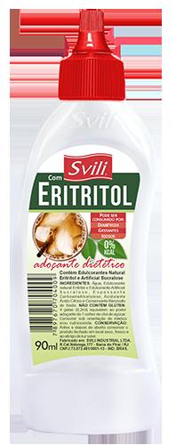 ADOÇANTE ERITRITOL 90ML – SVILI