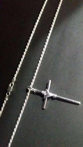 Corrente Cordão Baiano Prata Maciça 925 70cm + Pingente