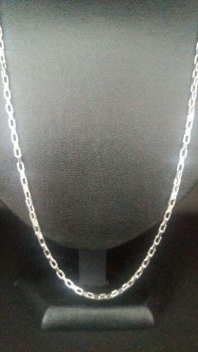 Cordão Corrente Cartier Em Prata 925 70 Cm 2,2 Mm 9,7 Gramas