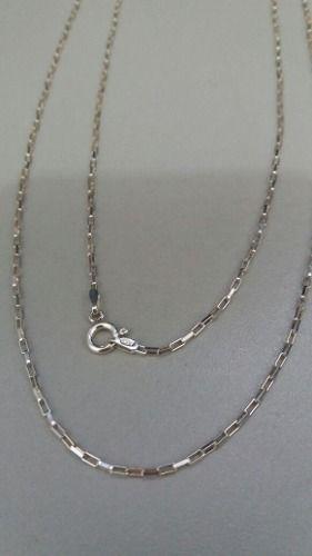 Cordão Corrente Cartier Em Prata 925 70 Cm 1,4 Mm 3,5 Gramas