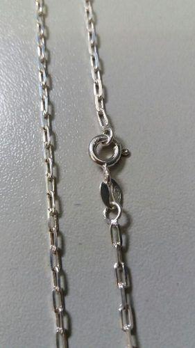 Corrente Cartier Em Prata 925 60 Cm 2,1 Mm 4,3 Gramas