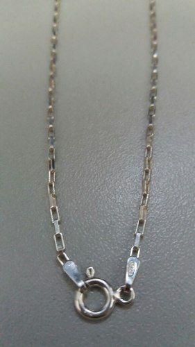 Cordão Corrente Cartier Em Prata 925 70 Cm 1,5 Mm 3,1 Gramas