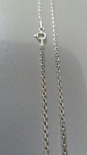 Cordão Prata 925 Elo Português Fino 70 Cm 2,2 Mm 4,5 Gramas