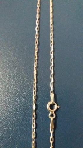 Corrente Cartier Em Prata 925 Legítima 48,5 Cm 2,3 Gramas