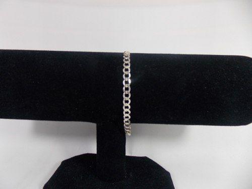 Corrente 70cm + Pulseira Grumet 18cm Prata 925