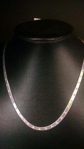 Colar Feminino Laminado Em Prata 925  Estrelas