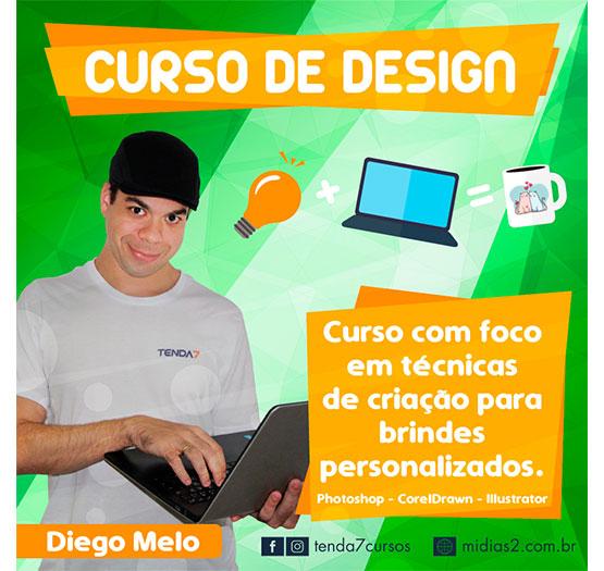 Curso de Design Presencial