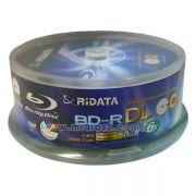 BD-R DL RIDATA 50GB 4X PRINTABLE