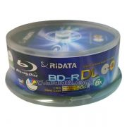 BD-R DL RIDATA 50GB 4X PRINTABLE