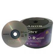 CD-R AUDIO SONY 700MB 48X