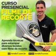 CURSO PRESENCIAL - FILMES DE RECORTE E TÉCNICAS PARA TECIDO
