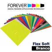 FLEX SOFT A4 NO CUT BRANCO - FOREVER