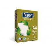 PAPEL A4 RECICLATO COLORLOK 75G 500 FLS - REPORT