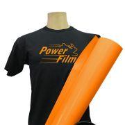 POWER FILM V4 DE RECORTE 0,48 X 1 M LARANJA