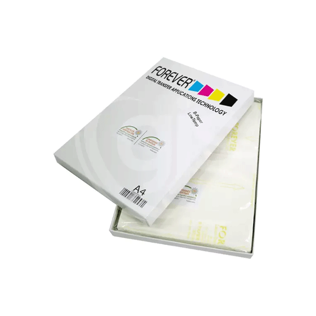 B-PAPER A4 PARA TRANSFER LASER NO CUT - FOREVER