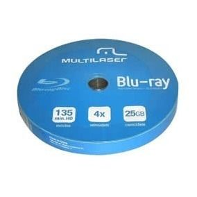BD-R MULTILASER 25GB PRINTABLE