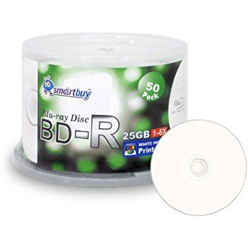 BD-R SMART BUY 25GB PRINTABLE