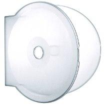 BOX CD BOLACHINHA TRANSPARENTE