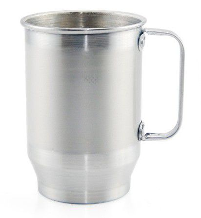 CANECA 600ML ALUMINIO SUBLIMATICA