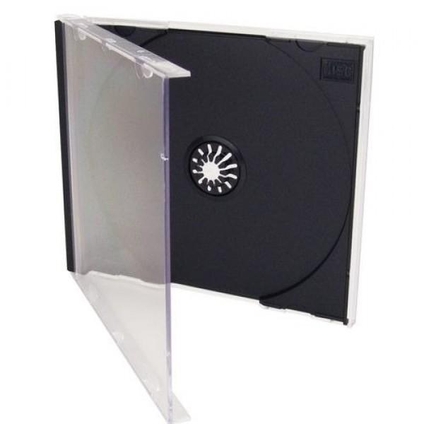 CD BOX PRETO