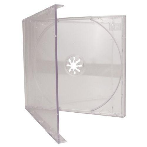CD BOX TRANSPARENTE
