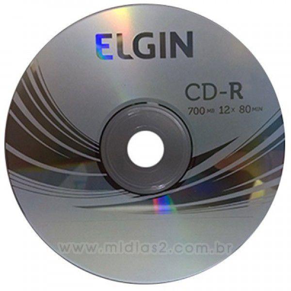CD-R ELGIN 700MB