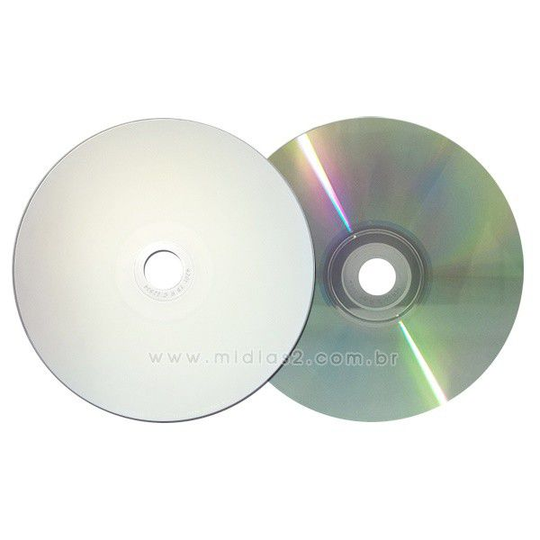 CD-R MAXPRINT 700MB PRINTABLE
