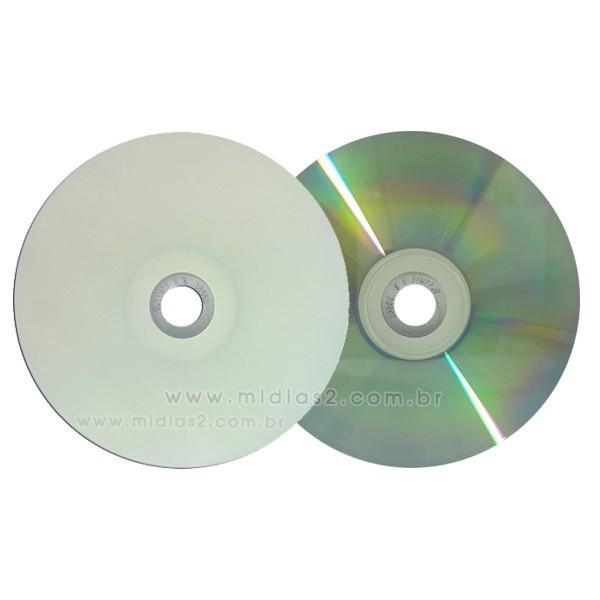 CD-R MULTILASER 700MB PRINTABLE