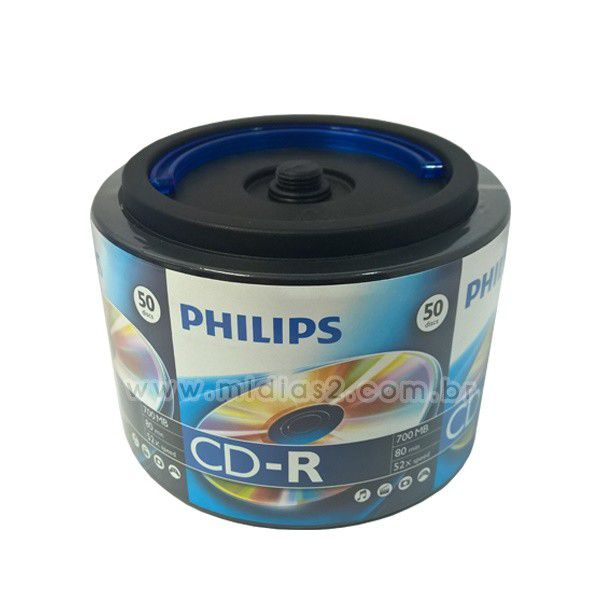CD-R PHILIPS 700MB