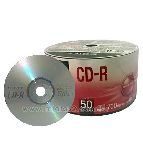 CD-R SONY 700MB
